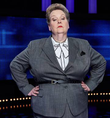 The Chase star Anne Hegerty opens up on relationship struggles