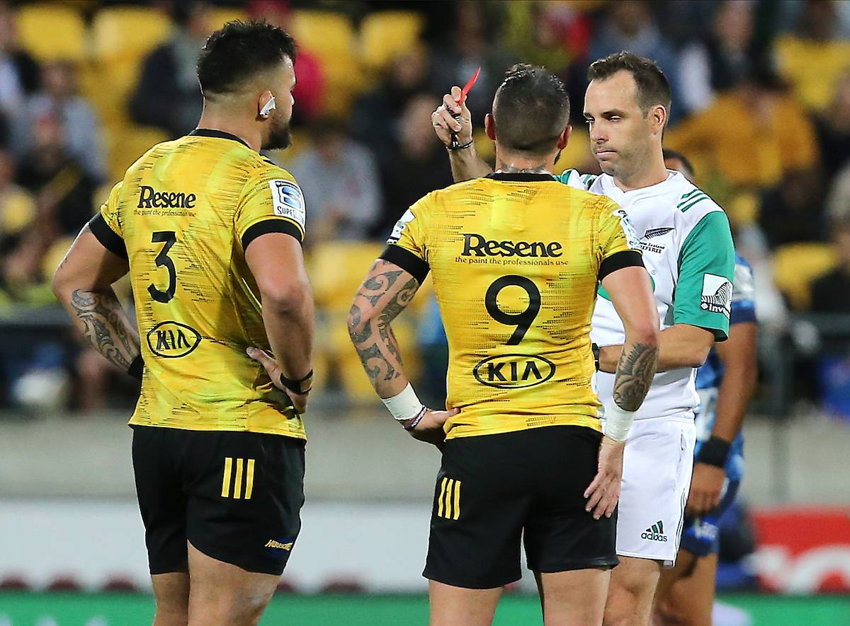 Rugby: Law changes confirmed for Super Rugby Aotearoa