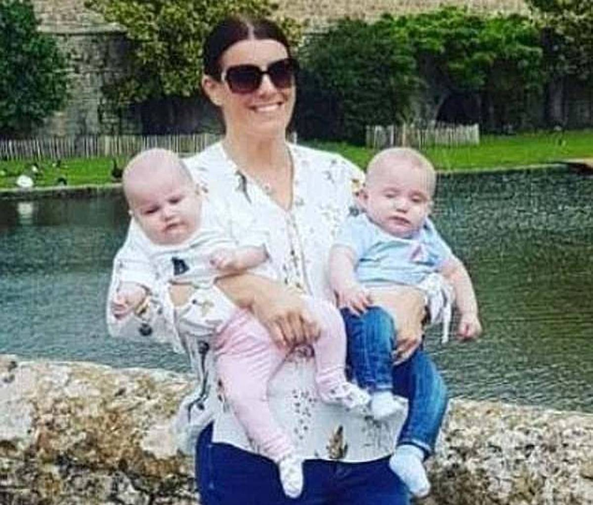Mum who drowned her twins to make her ex suffer is jailed for 10 years