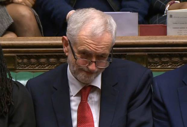 Opposition leader Jeremy Corbyn tabled a no-confidence motion, saying it would give parliament a chance to give its verdict 'on the sheer incompetence of this government'.