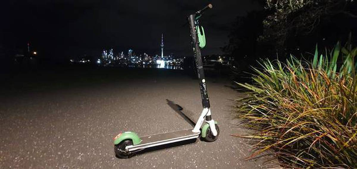 Fatal Lime scooter crash: Witness believes front wheel locked up