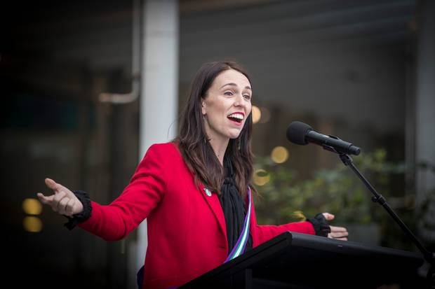 If there was an election tomorrow, Prime Minster Jacinda Ardern would win in a landslide. Photo / File