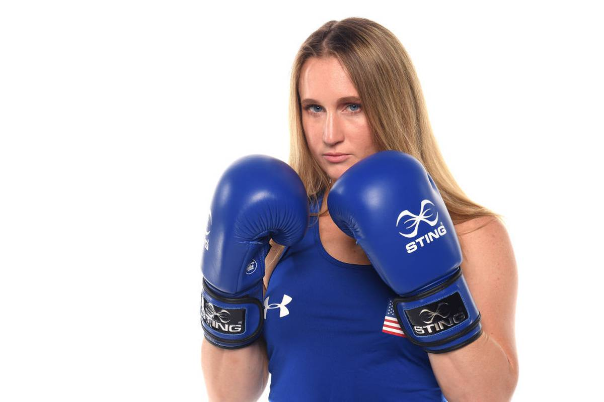 Olympics: US boxer Virginia Fuchs cleared of doping violation caused by sex
