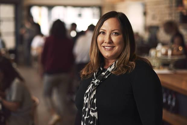 Marisa Bidois, chief executive of the Restaurant Association says international travel and social media are changing Kiwi tastes. Photo / File.