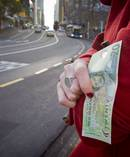 Researchers say a living wage could help struggling, low-paid workers and tackle mounting challenges regarding poverty and productivity. Photo / File