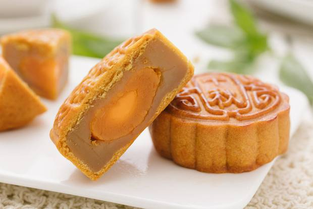 It's mooncake time, but don't break the law over it. Photo / Getty Images