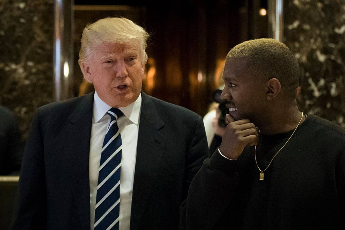 Inside Kanye West's unlikely friendship with Donald Trump, which looks to now be over