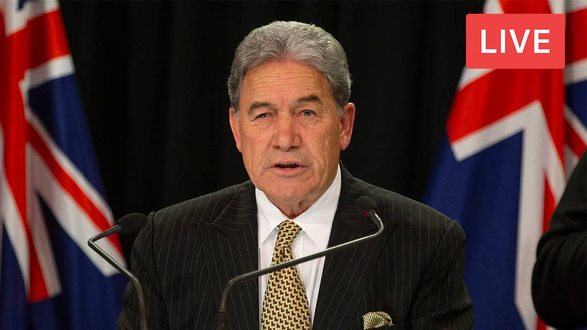 Focus Live: Winston Peters throws support behind NZME's bid to rival news agency Stuff