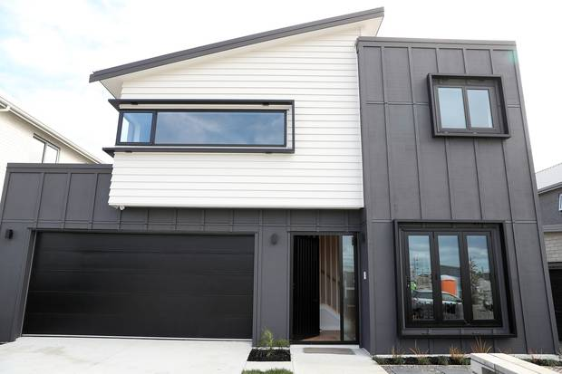New homes like this one in Westgate are adding to congestion in the northwest