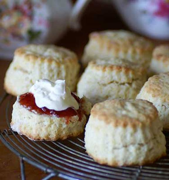 Cream Scones Nz Herald