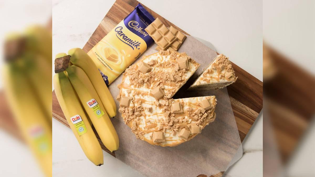 The Cadbury Caramilk banana cake recipe that people are going wild for - NZ Herald