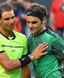 Rafael Nadal and Roger Federer could finally be playing together this weekend. Photo / photosport.nz