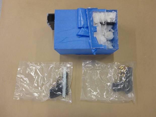Image result for tauranga handgun drugs new zealand cocaine golf