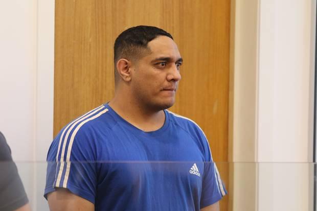 Eddie Tamatea was sentenced to 23 months' imprisonment. Photo / Sam Hurley