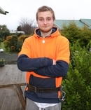Masterton construction worker Trent Grimmer passed his exams but never received his NCEA credits: