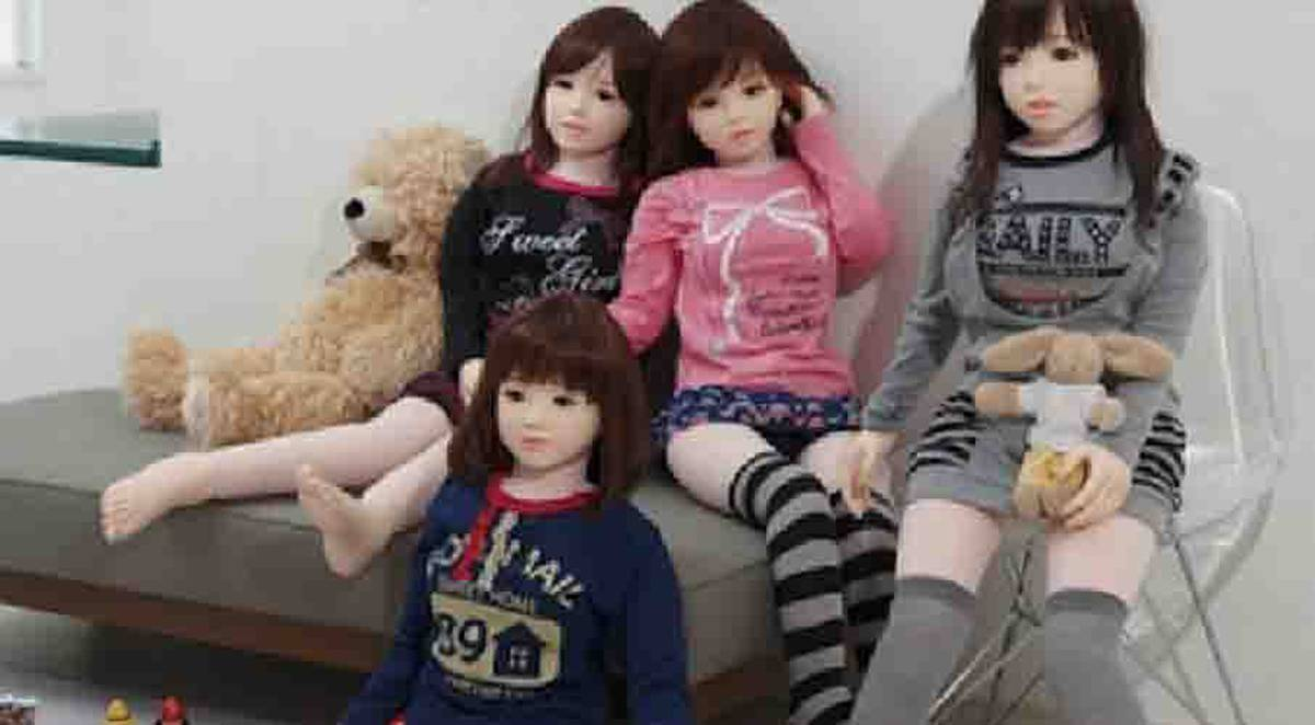 Child sex dolls could treat paedophiles, experts claim - NZ ...