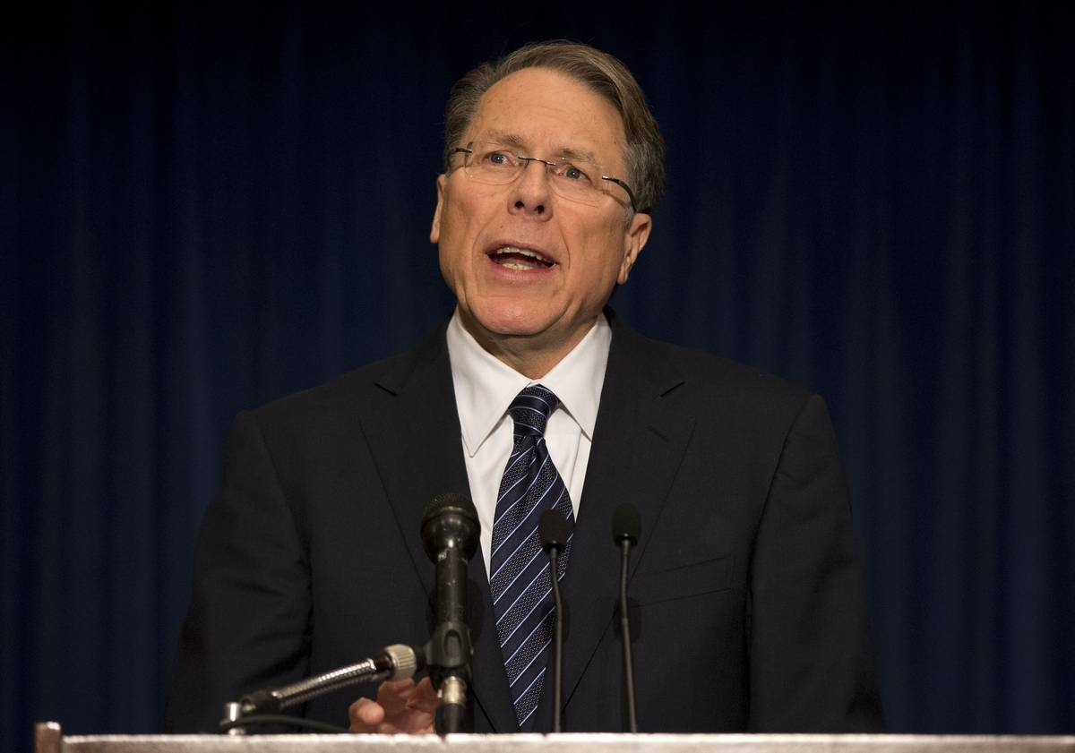"wayne lapierre's speech on newtown massacre Wayne lapierre executive vice president and ceo biography  during a speech at the nra's annual meeting on april 11,  in a december 23, 2012 interview on nbc's ""meet the press,"" lapierre spoke about the mass shooting at sandy hook elementary in newtown, connecticut in which 20 first-grade students and six adults were killed."