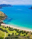The coastal farm Tupou, north of Taupo Bay, is for sale featuring five beaches.