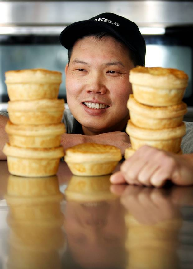 Tauranga baker Pat Lam has become the baker with the most supreme pie wins in New Zealand. Photo / File