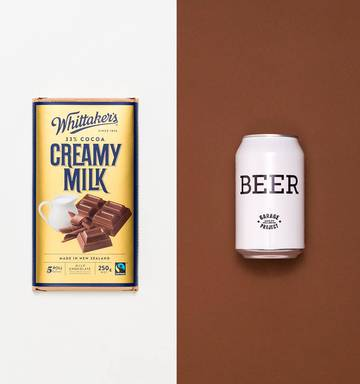 Whittaker S And Garage Project Create Chocolate Beer Nz Herald