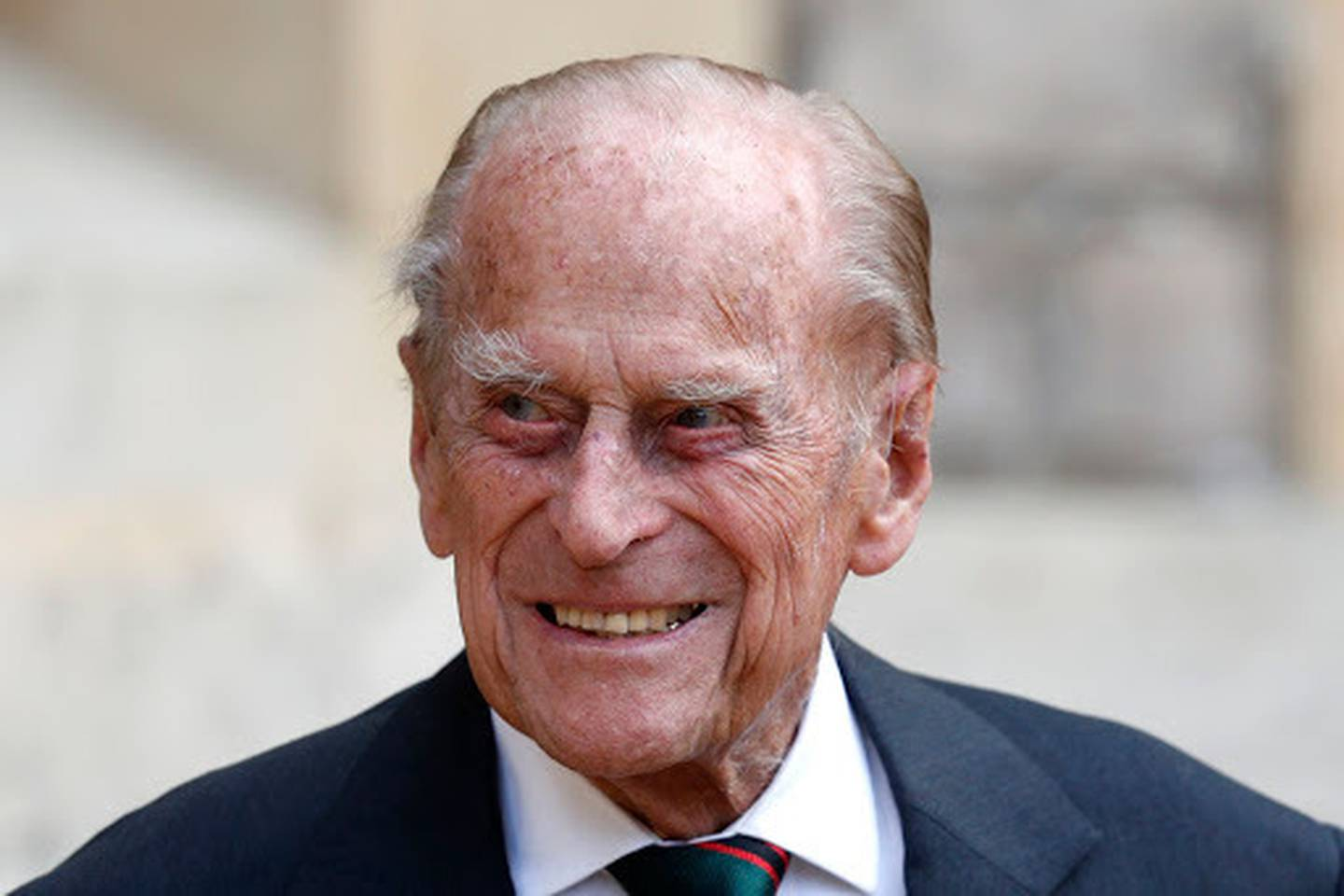 Philip has now been in hospital for two weeks. Photo / Getty Images