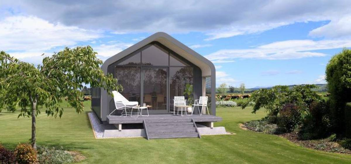 Kiwi company Nautilus Modular says it can build a house in under a week