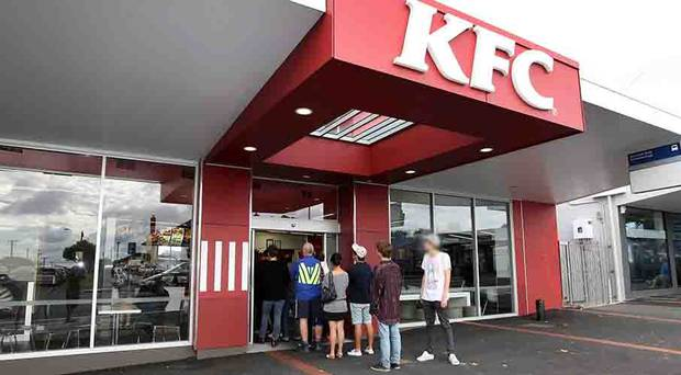 Pt Chev KFC. Photo / File