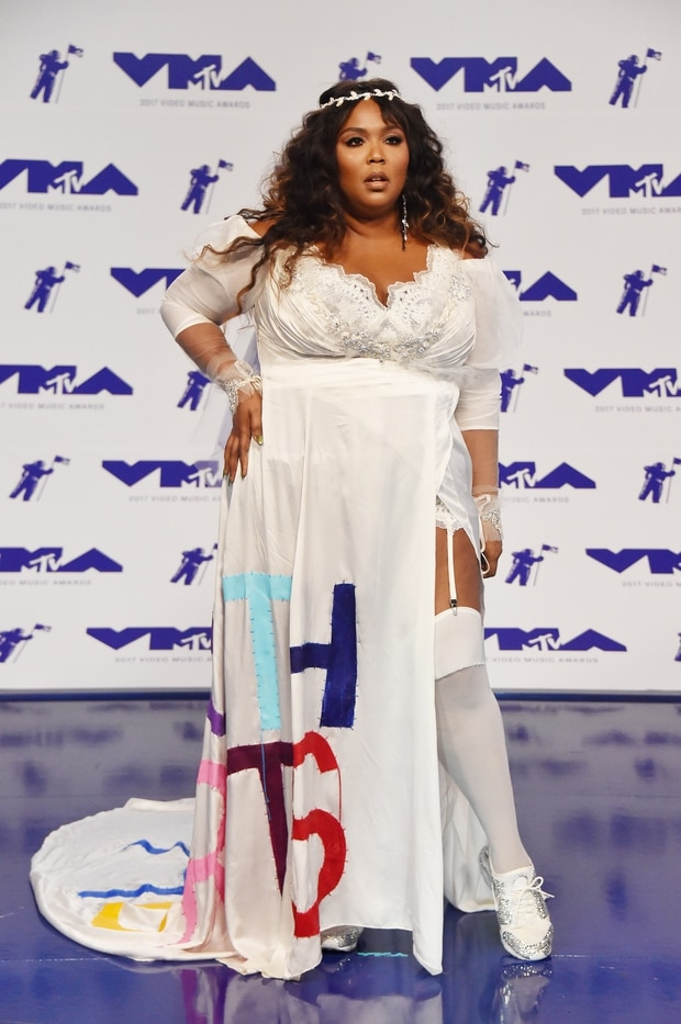 Lizzo. Photo / Geety