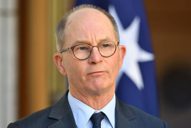 Australia's acting chief medical officer Paul Kelly. Photo / Getty Images