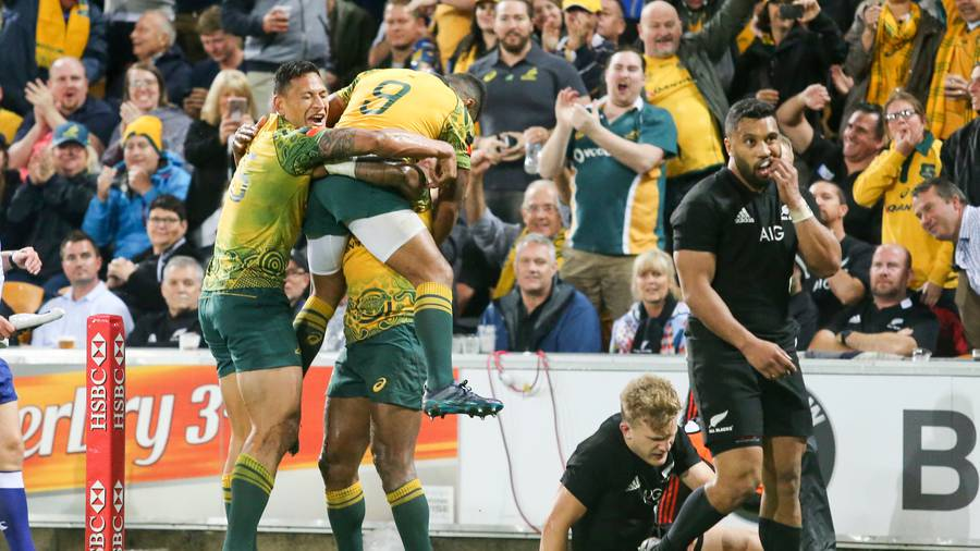 2 uncapped locks named for Wallabies for Japan, Europe