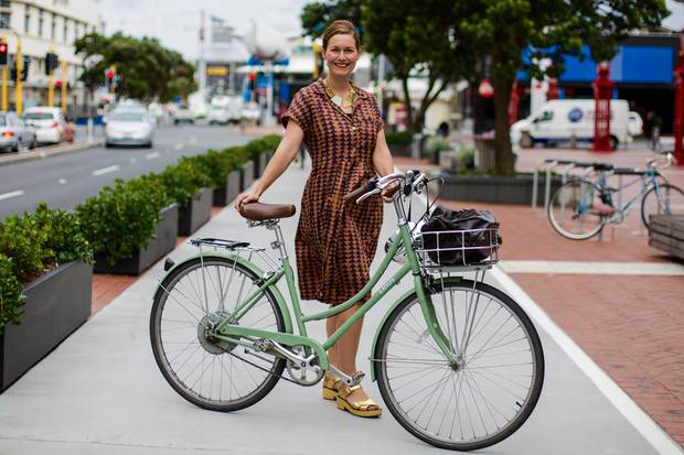 Kathryn King, Auckland Transport walking, cycling and road safety manager. Photo / Supplied
