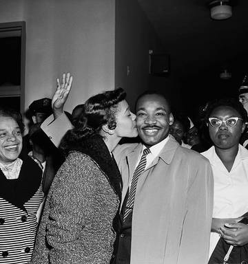 Martin Luther King Jr Was Stabbed By A Deranged Woman At 29 He