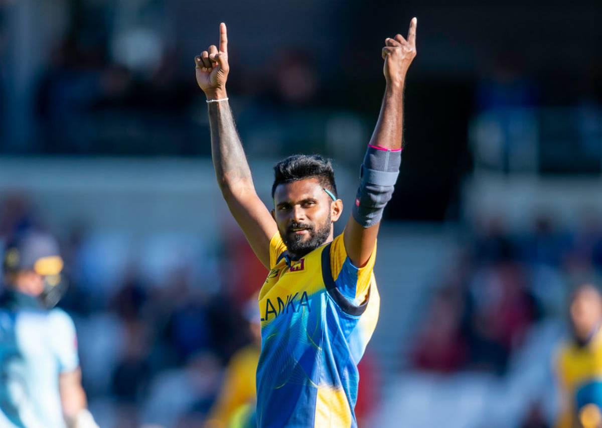 Cricket: Sri Lankan paceman Isuru Udana's incredible act of sportsmanship
