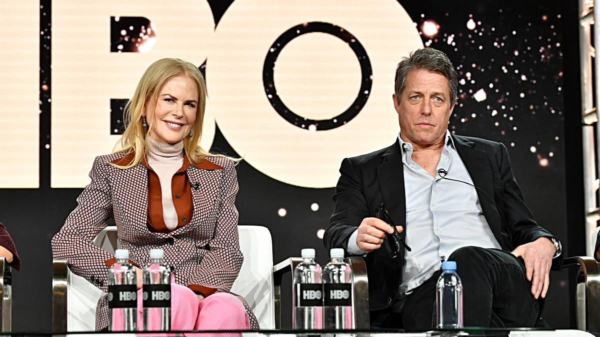 Hugh Grant's cheeky comment about clashing with female co-stars – NZ Herald