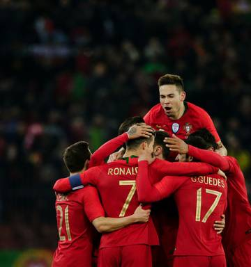3627c3f387a Photo / Getty Portugal go into the Fifa World Cup as $21 outsiders. Photo /  Getty