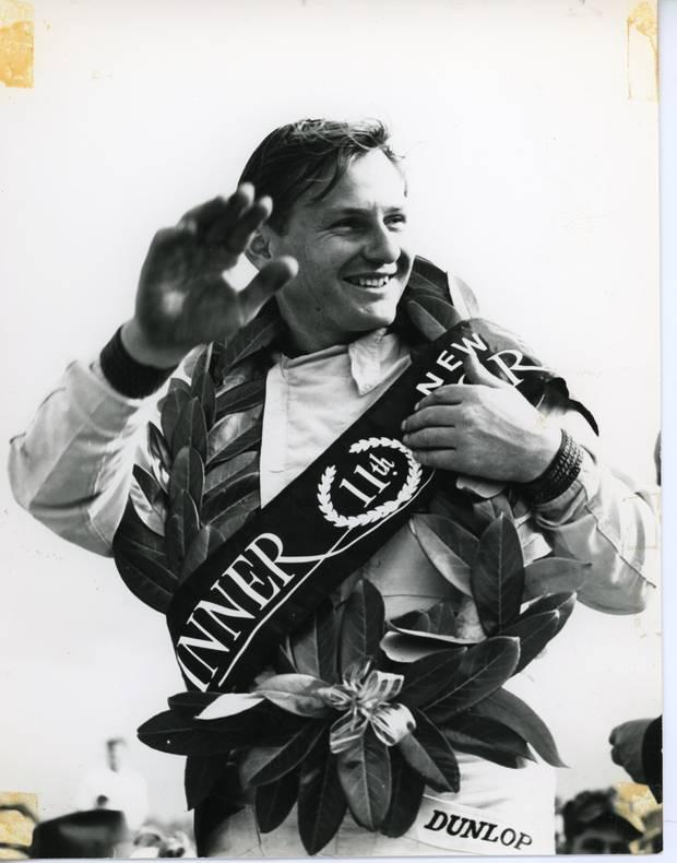 the 'untold' story of kiwi motorsport ace bruce mclaren - nz herald