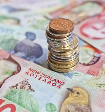 Photo 123rf The Us News Had An Immediate Impact On New Zealand Dollar