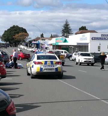 Woman hit by car in central Tauranga - NZ Herald