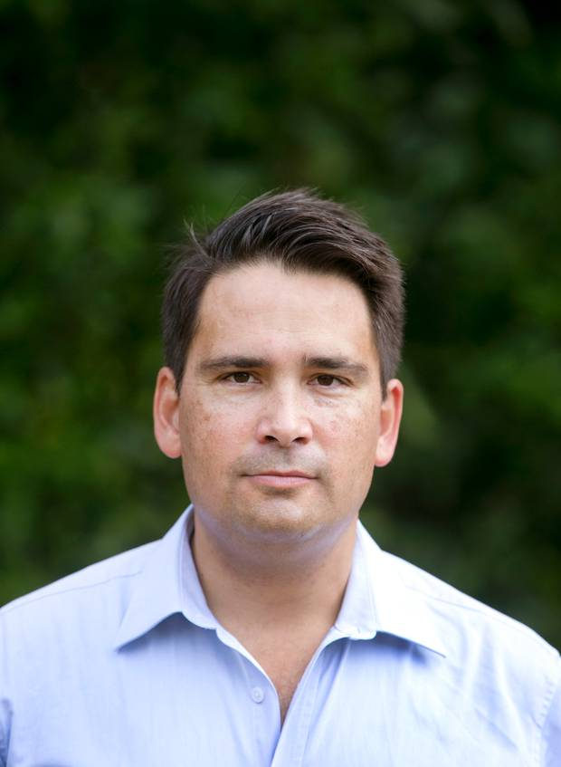 Simon Bridges, National Party leader and Leader of the Opposition. Photo/File.