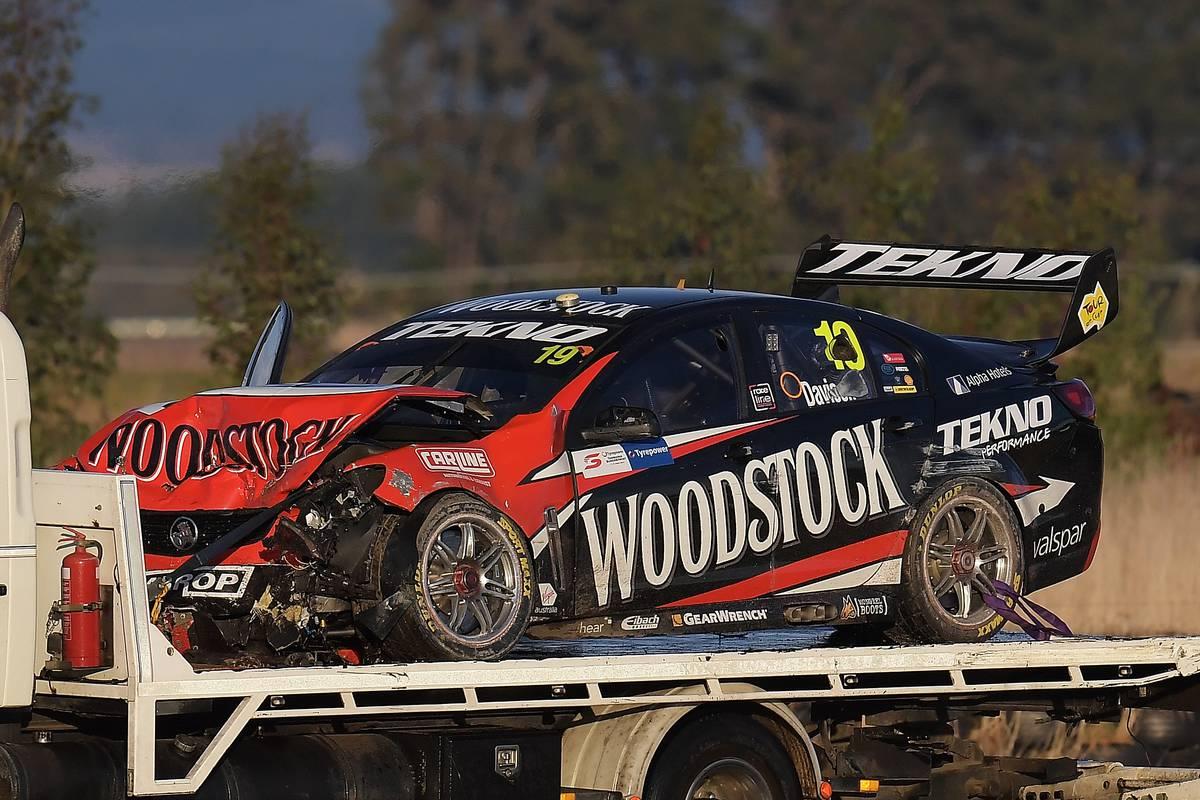 Motorsport: Davison expected to race - NZ Herald