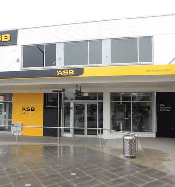 ASB opens in new mall location - NZ Herald