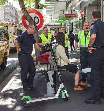 Electric scooter accident claims at almost 300 since Lime