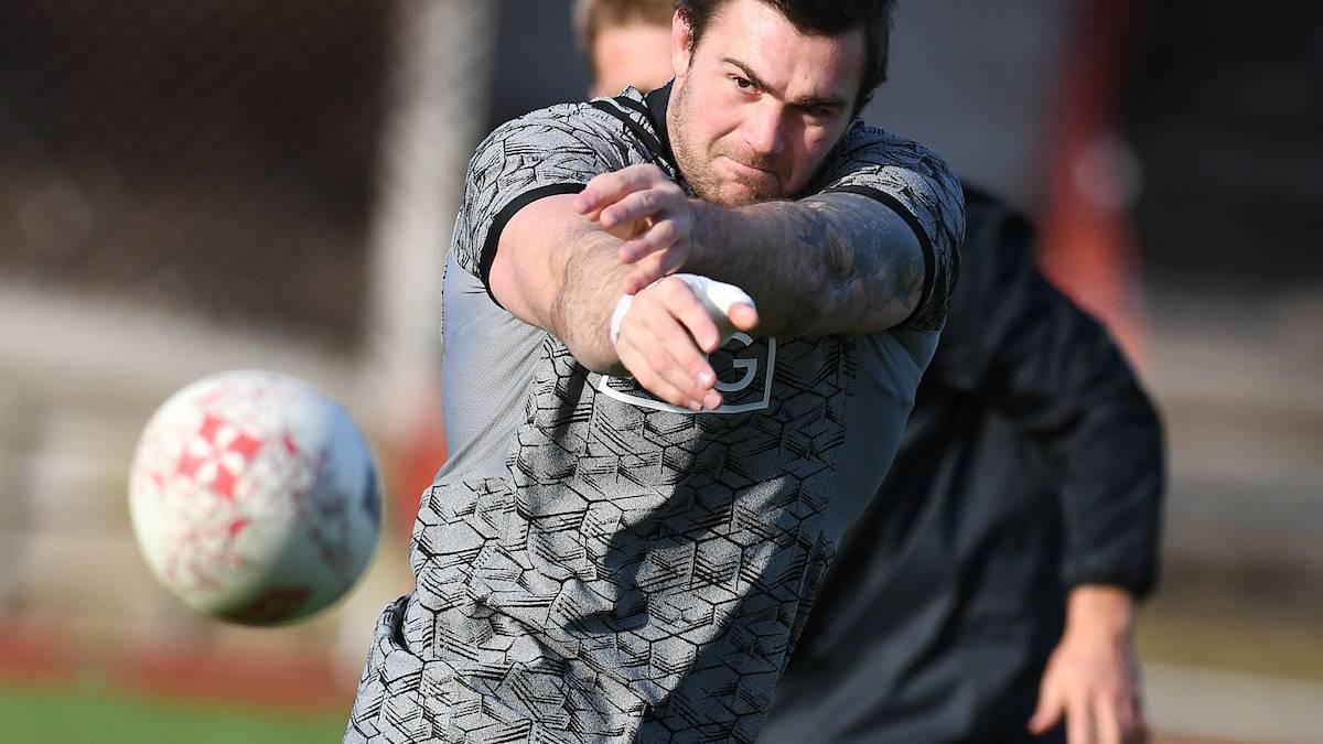 Rugby: Highlanders star Liam Squire eyes All Blacks return ahead of Super Rugby 2021 - NZ Herald
