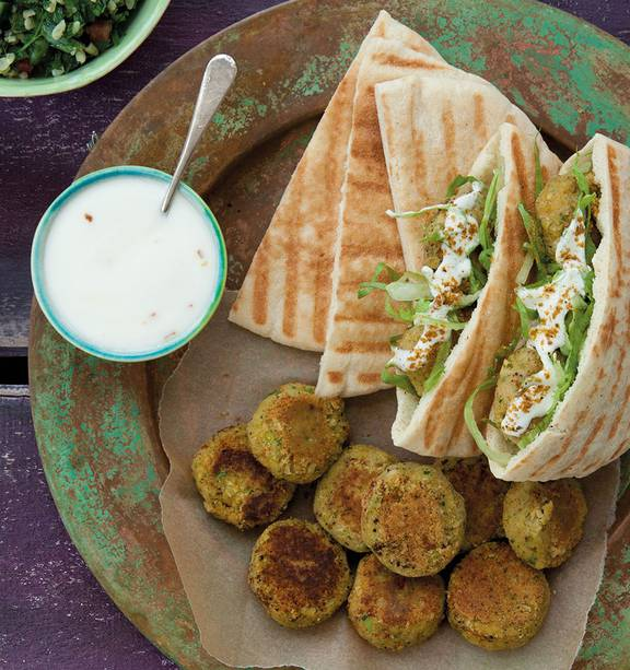 Falafel Pita Pockets Nz Herald