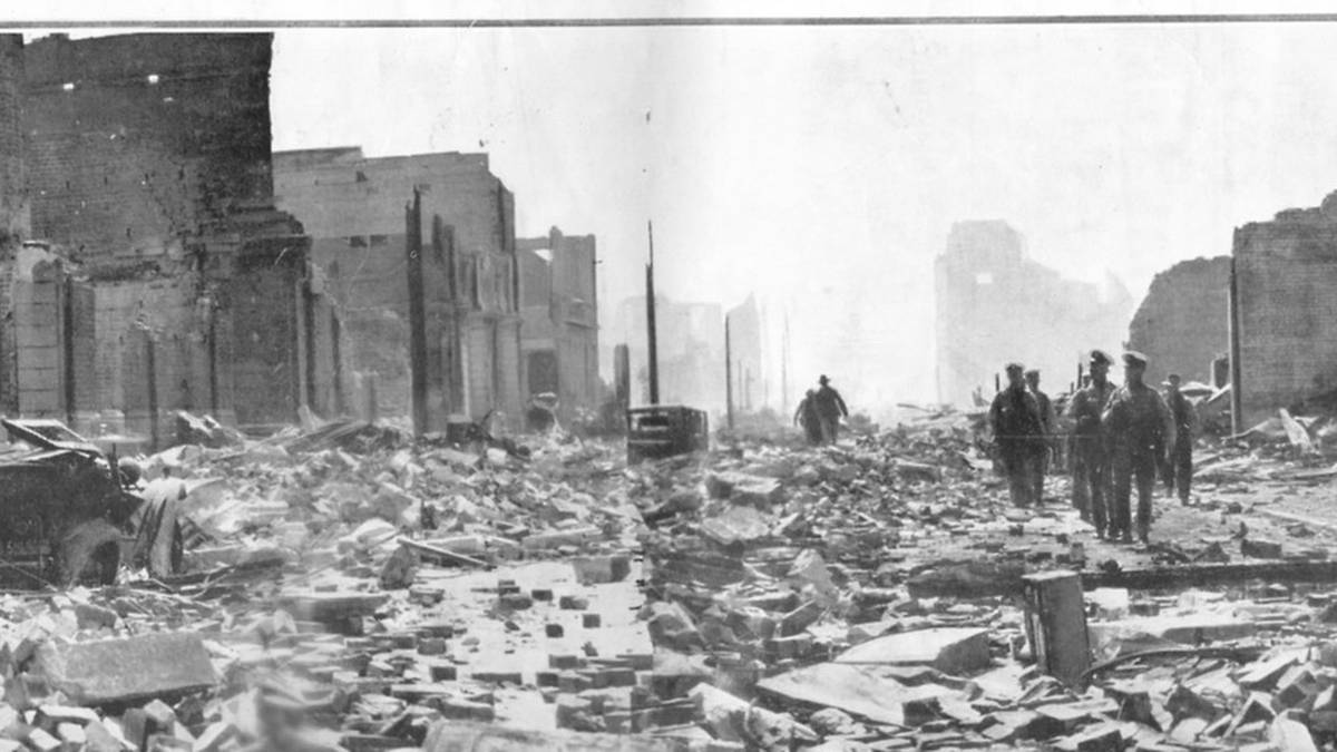 90 years on: Hawke's Bay earthquake to be commemorated with events - NZ Herald