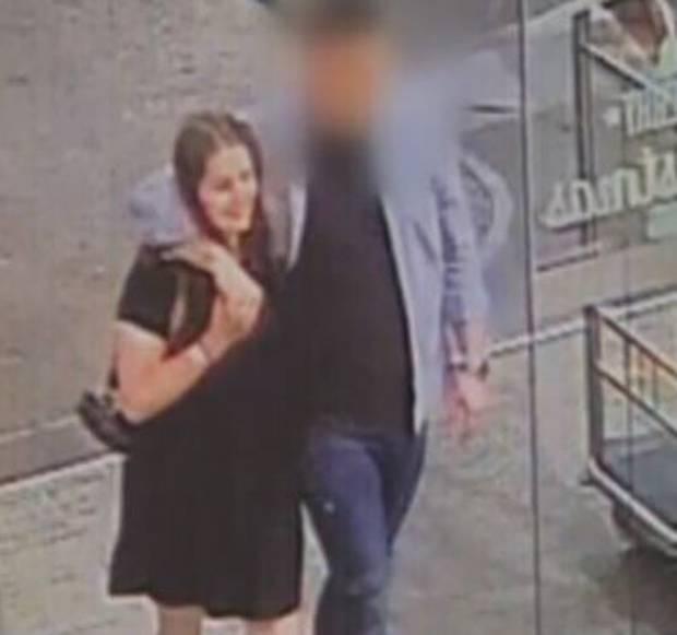 Grace Millane and her murderer were captured on CCTV cameras during their Tinder date.