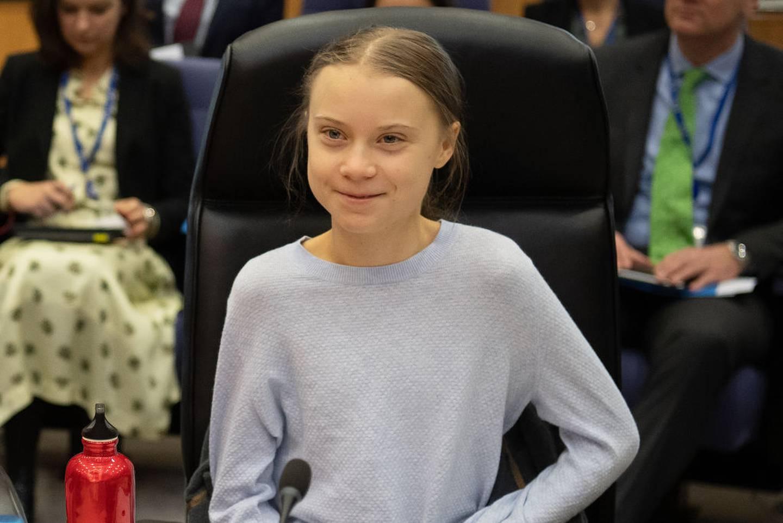 Swedish environmentalist Greta Thunberg. Photo / Getty Images