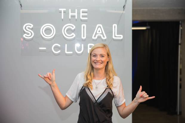 Georgia McGillivray, founder of influencer marketplace The Social Club. Photo / Supplied