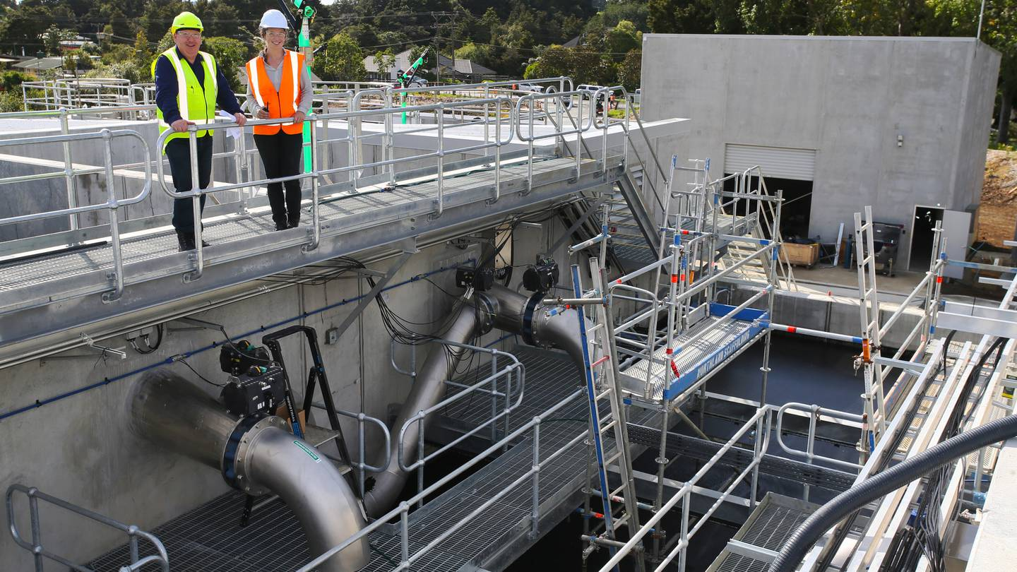 Whang?rei's new $30 million Whau Valley water treatment plant at Whau Valley is one of the Northland water supplies where fluoride would be added if a Government plan proceeds.
