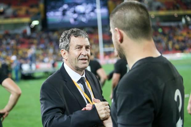 Wayne Smith...revealed how the Springboks led England astray. Photo / Photosport